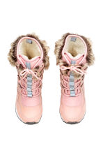 Lined boots - Light pink - Kids | H&M CN 2