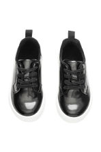 Printed trainers - Black - Kids | H&M CN 3