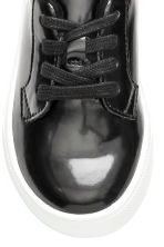 Printed trainers - Black - Kids | H&M CN 4