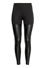 Leggings - Black - Ladies | H&M CN 3