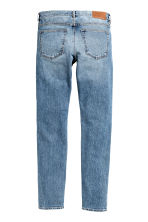 Skinny Regular Jeans - 浅牛仔蓝 -  | H&M CN 3