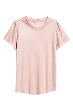 Top in jersey - Rosa cipria - DONNA | H&M IT 2