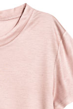 Top in jersey - Rosa cipria - DONNA | H&M IT 3