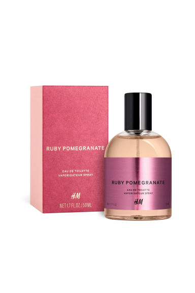 Eau de toilette - Ruby Pomegranate - Ladies | H&M CA
