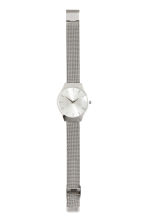 Metal watch - Silver - Ladies | H&M CN 2