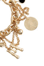 Charm bracelet - Gold - Ladies | H&M 2