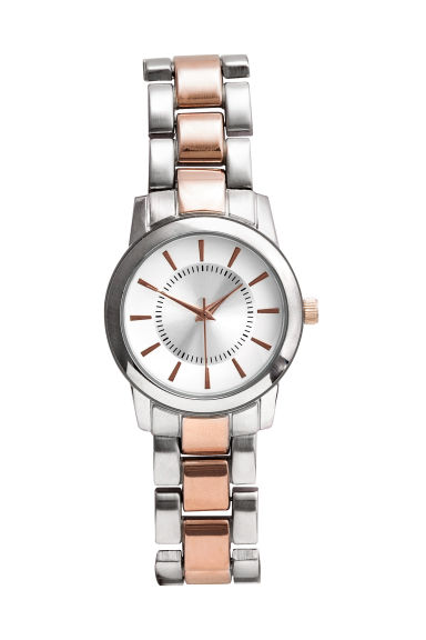 Watch - Rose gold/Silver - Ladies | H&M CN 1