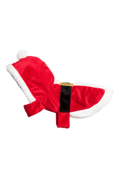 Dog Santa outfit - Red - Ladies | H&M 1