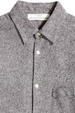 Camicia Relaxed fit - Grigio mélange - UOMO | H&M IT 3