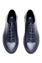 Trainers - Dark blue -  | H&M CN 2