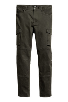 Cargo trousers Slim fit