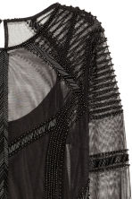 Beaded dress - Black - Ladies | H&M CA 3