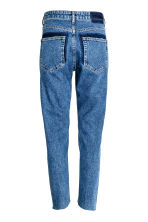 Straight High Jeans - Denim blue - Ladies | H&M CA 3