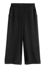 Culottes - Black - Ladies | H&M CA 2