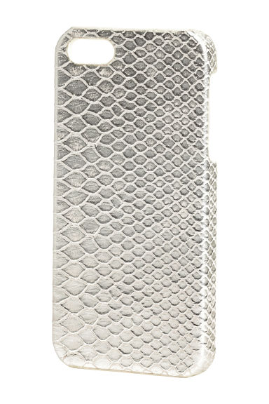 iPhone 5/5s case - Silver - Ladies | H&M CN 1