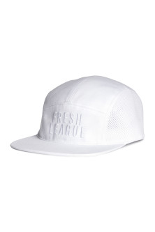 Cotton sports cap