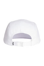 Cotton sports cap - White - Ladies | H&M CN 2