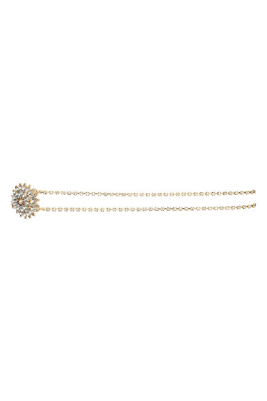 Hairband - Gold - Ladies | H&M CN 1