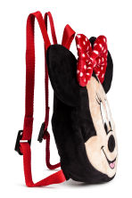 Backpack - Black/Minnie Mouse - Kids | H&M CN 2