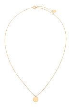 Gold-plated necklace - Gold - Ladies | H&M 1