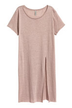 Long T-shirt - Light mole -  | H&M CN 2