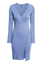 Abito a coste - Blu tortora - DONNA | H&M IT 2