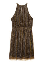 Glittery dress - Gold - Ladies | H&M 2