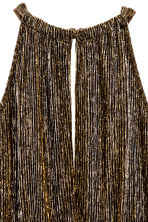 Glittery dress - Gold - Ladies | H&M 3