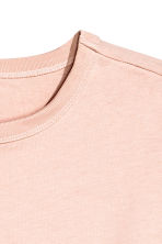 T-shirt - Light pink - Men | H&M CN 3