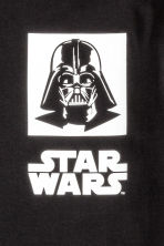 T-shirt stampata - Nero/Star Wars -  | H&M IT 4