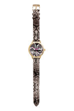 Watch - Snakeskin print - Ladies | H&M CN 2