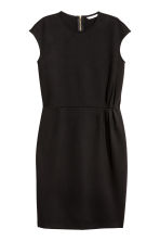 Short dress - Black - Ladies | H&M CN 2