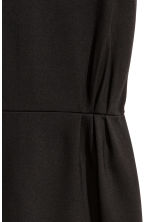 Short dress - Black - Ladies | H&M CN 3