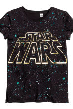 Pyjamas - Black/Star Wars - Kids | H&M CN 3