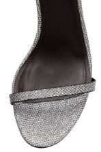 Sandals - Silver - Ladies | H&M CN 4