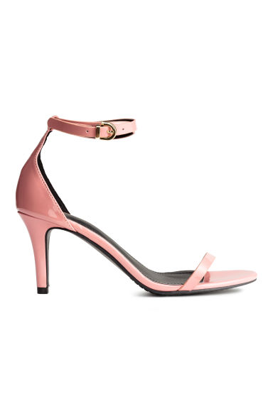 Sandals - Light pink - Ladies | H&M CN 1