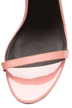 Sandals - Light pink - Ladies | H&M CN 3