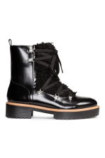 Boots - Black - Ladies | H&M CN 1