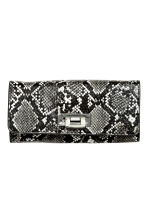 Purse - Snakeskin print - Ladies | H&M IE 1