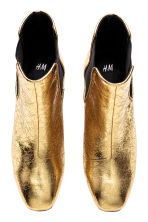 Ankle boots - Gold - Ladies | H&M CN 3