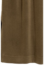 Knee-length skirt - Khaki green - Ladies | H&M CN 2