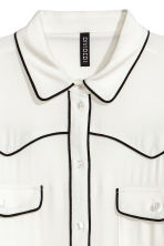 Camicia - Bianco - DONNA | H&M IT 2