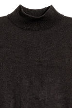 Fine-knit jumper - Black - Ladies | H&M CN 3