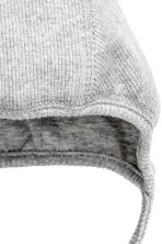 Jersey hat - Grey marl - Kids | H&M CN 2