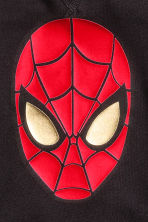 Felpa con stampa - Nero/Spiderman - BAMBINO | H&M IT 3