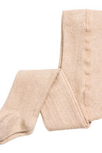 2-pack tights - Natural white - Kids | H&M CN 2