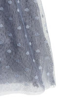 Tulle dress - Dark grey - Kids | H&M CN 2