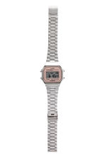 Digital watch - Silver - Ladies | H&M CN 2