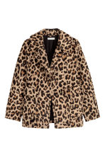 Patterned jacket - Leopard print - Ladies | H&M CN 2