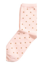 5-pack socks - Light pink - Kids | H&M CN 2